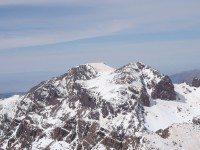 Ras y Timesguida desde la cima del Toubkal